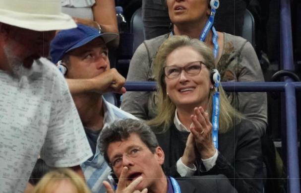 Meryl Streep US Open 607 2