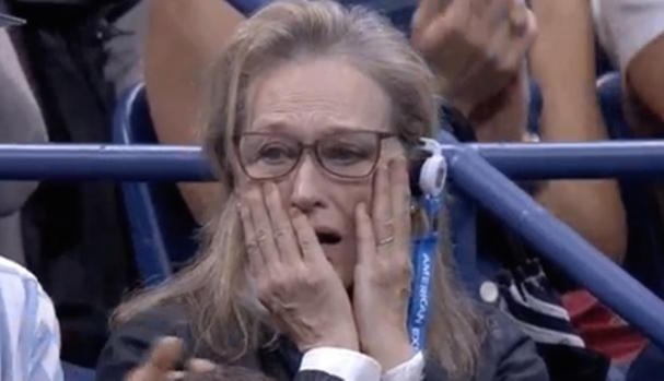 Meryl Streep US Open 607 6