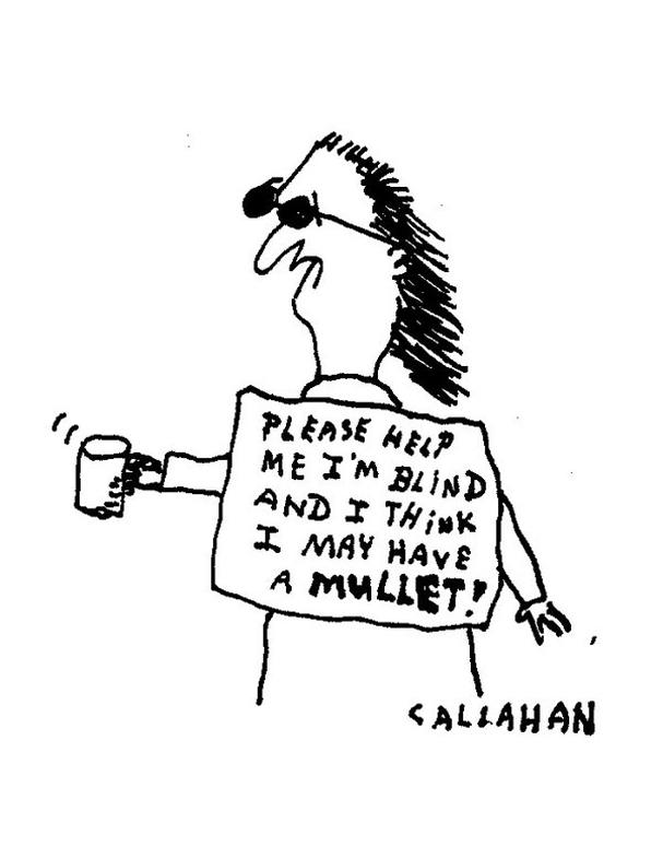 john callahan don't worry he won't get far cartoon 607