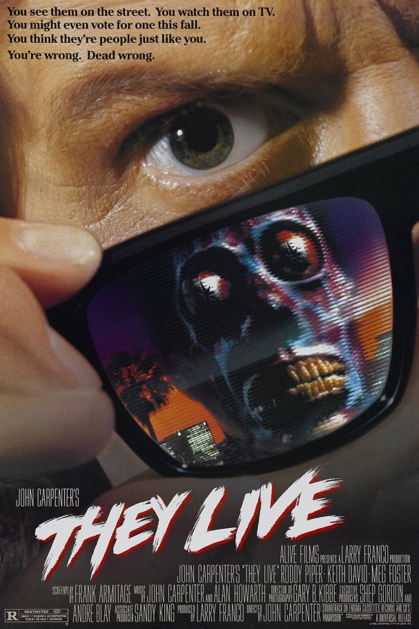 they live poster 607
