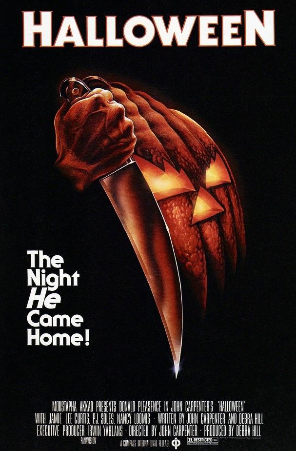 Halloween Original Poster 1978 607