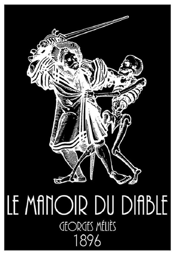 Le Manoir du Diable poster 607