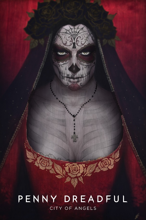 penny dreadful city of angels poster 607