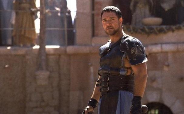 gladiator sequel 607