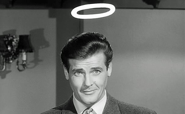 Roger Moore The Saint 607