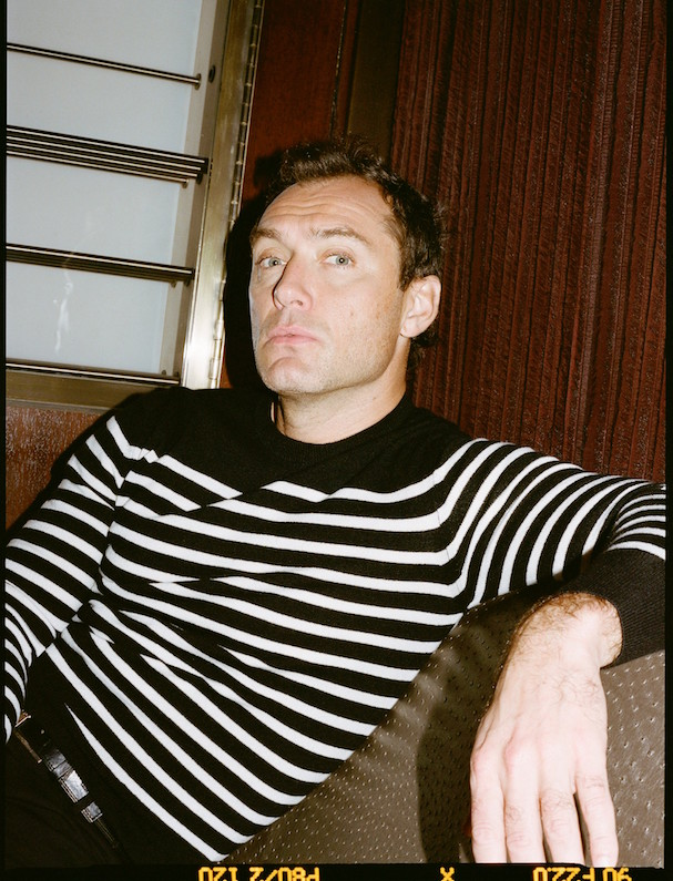 Jude Law by Clement Pascal for The New York Times 607