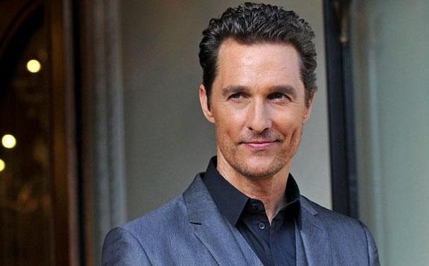 Matthew McConaughey 607