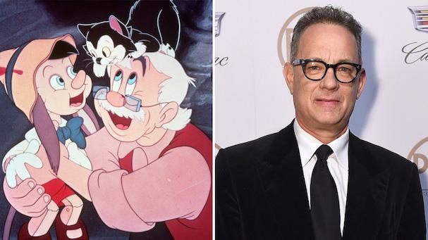 Pinocchio 607 Tom Hanks