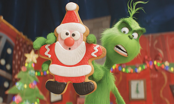 The Grinch 607