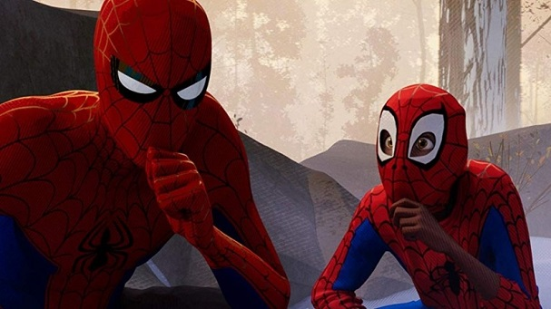 into the spider-verse 607