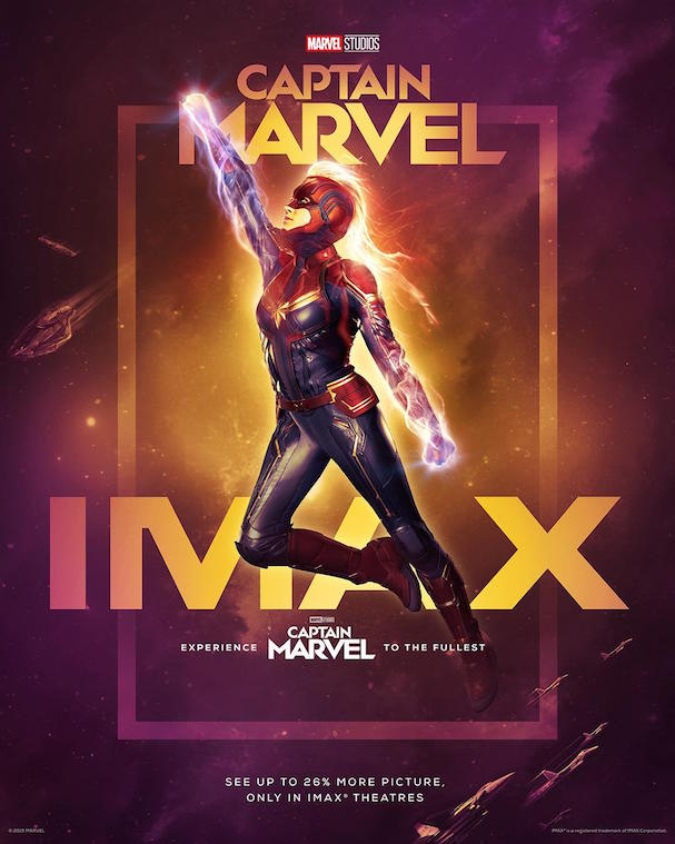 Captain Marvel posters 607 2