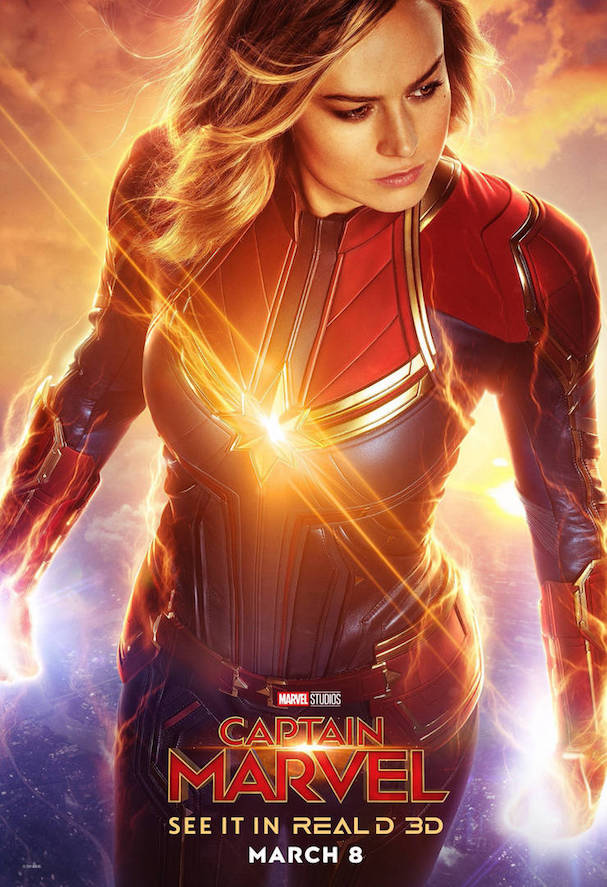 Captain Marvel posters 607 1