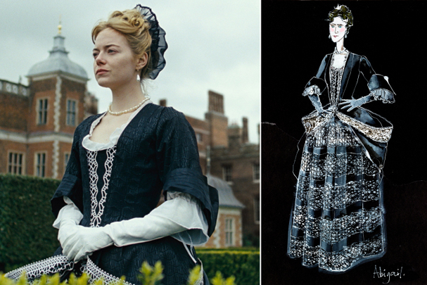 sandy powell the favourite 607