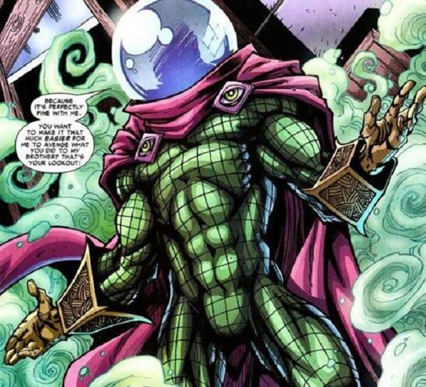 mysterio 607