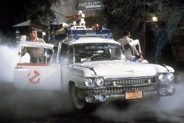 Ghostbusters 607