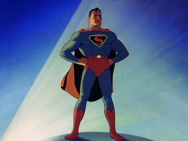 superman fleicher 607
