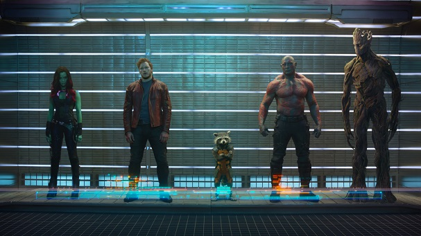 guardians of the galaxy 607