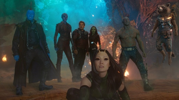 guardians of the galaxy 2 607