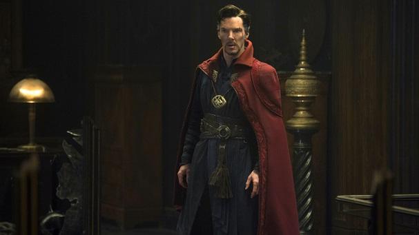 doctor strange 607