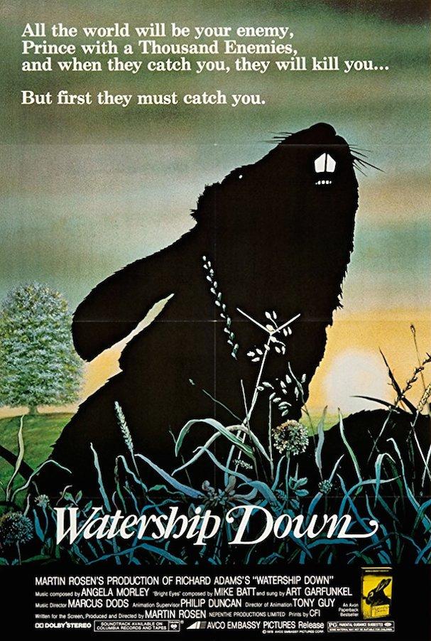 Watership Down 1978 607