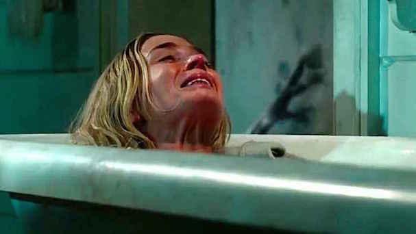Emily Blunt bath tub 2