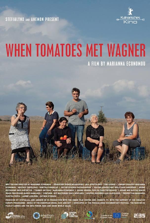 Οταν ο Βάγκνερ Συνάντησε τις Ντομάτες Αφίσα 607
