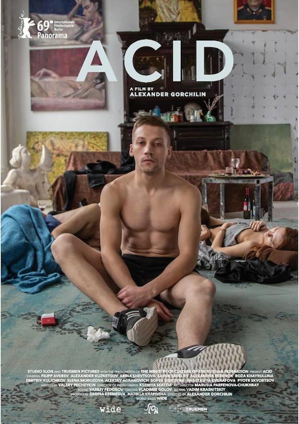 Acid Poster 607