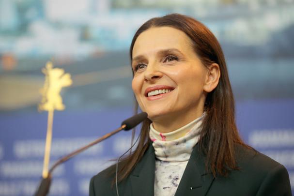 Juliette Binoche Berlinale 2019