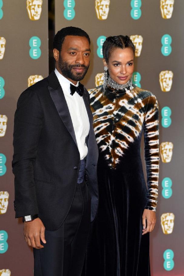 Chiwetel Ejiofor BAFTA