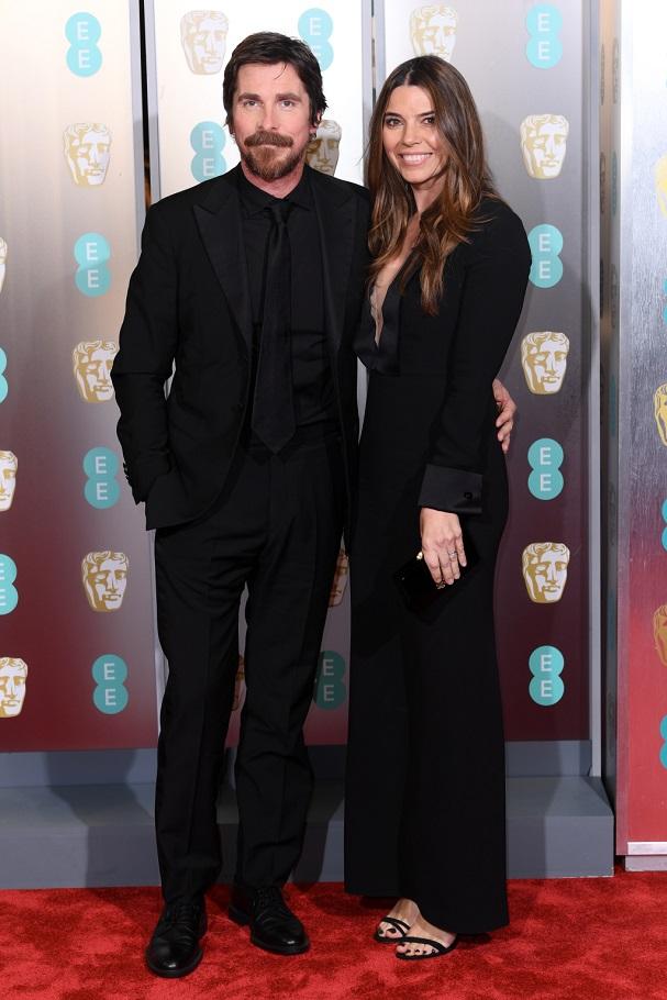 Christian Bale, Sibi Blazic BAFTA