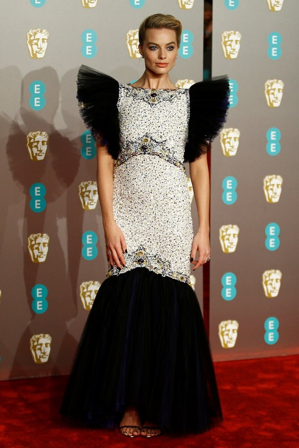 Margot Robbie BAFTA