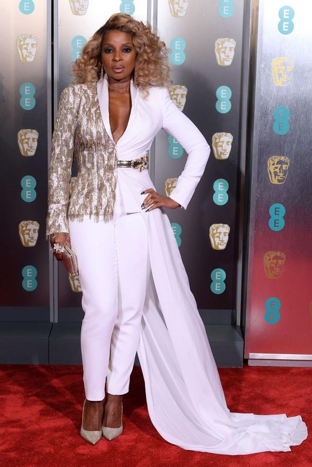 Mary J. Blige BAFTA