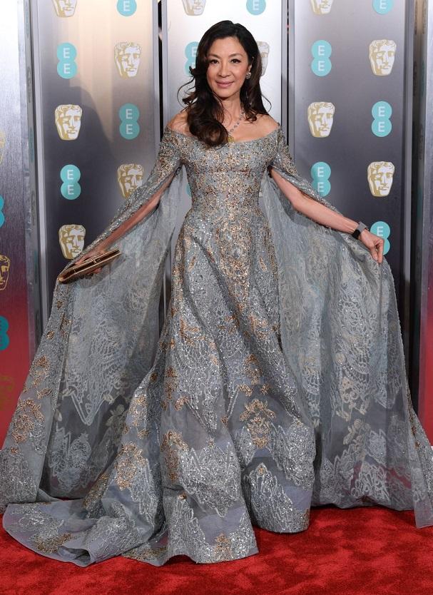 Michelle Yeoh BAFTA