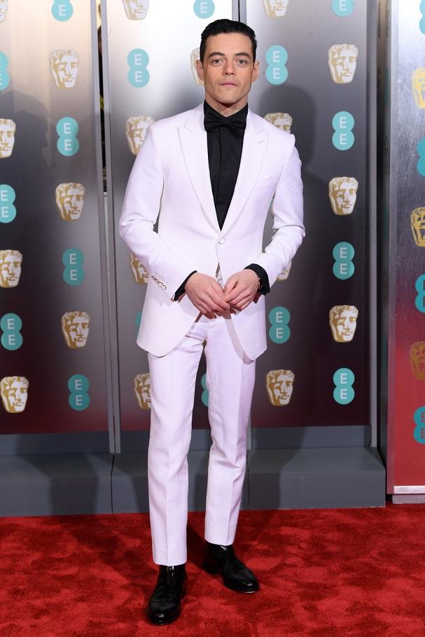 Rami Malek BAFTA