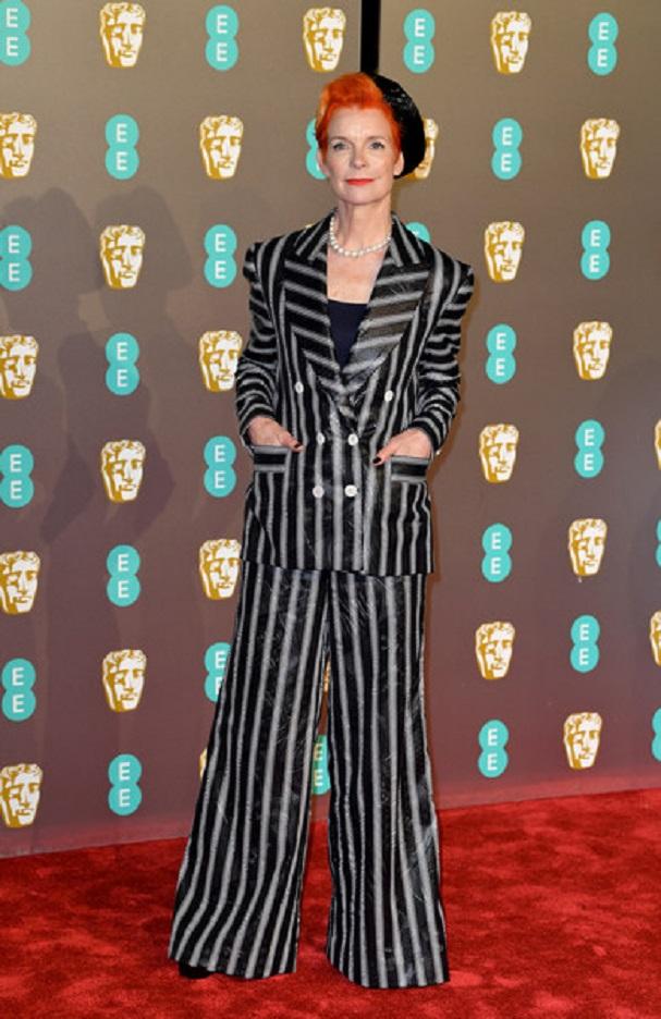 Sandy Powell BAFTA