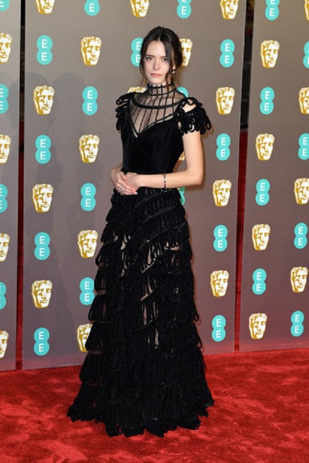Stacy Martin BAFTA