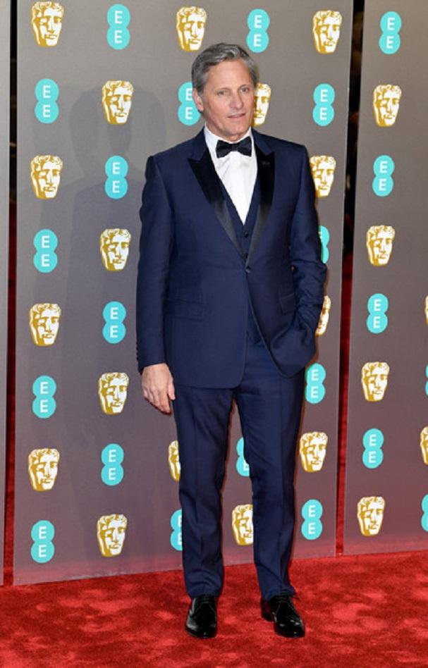 Viggo Mortensen BAFTA