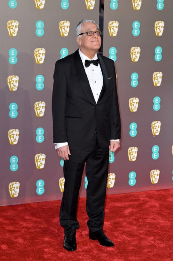 Yorgos Mavropsaridis BAFTA