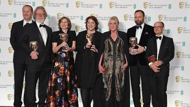 The Favourite Team BAFTA