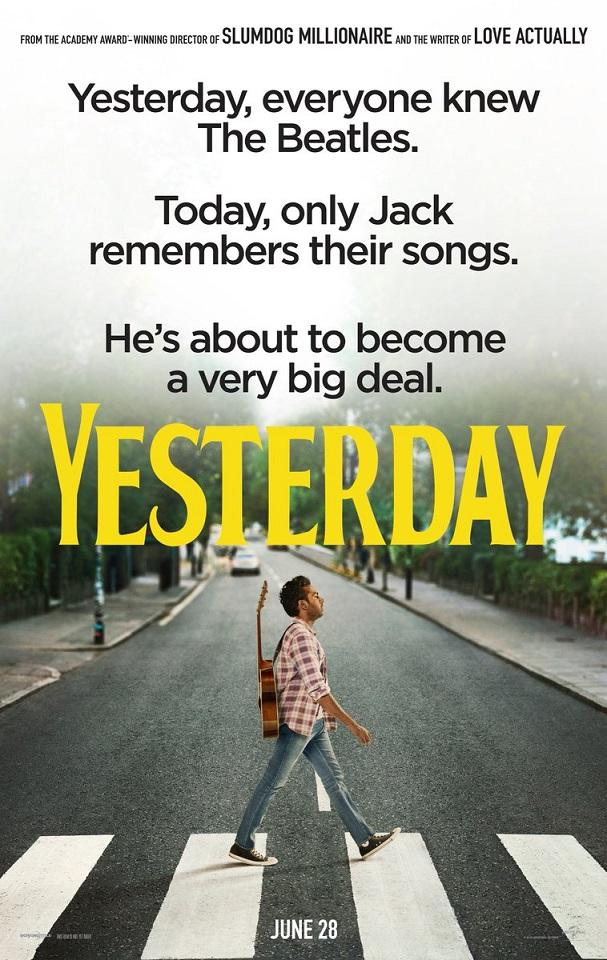 yesterday poster 607
