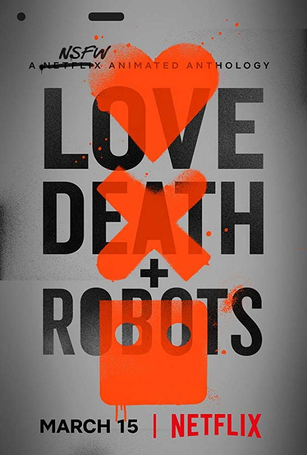 love death and robots poster 607