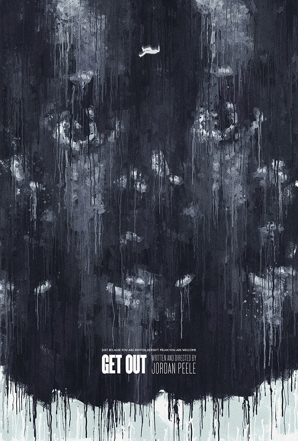 Get Out Alternative Poster