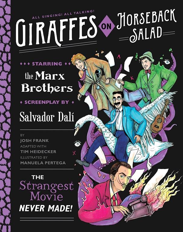 Giraffes on Horseback Salad 607