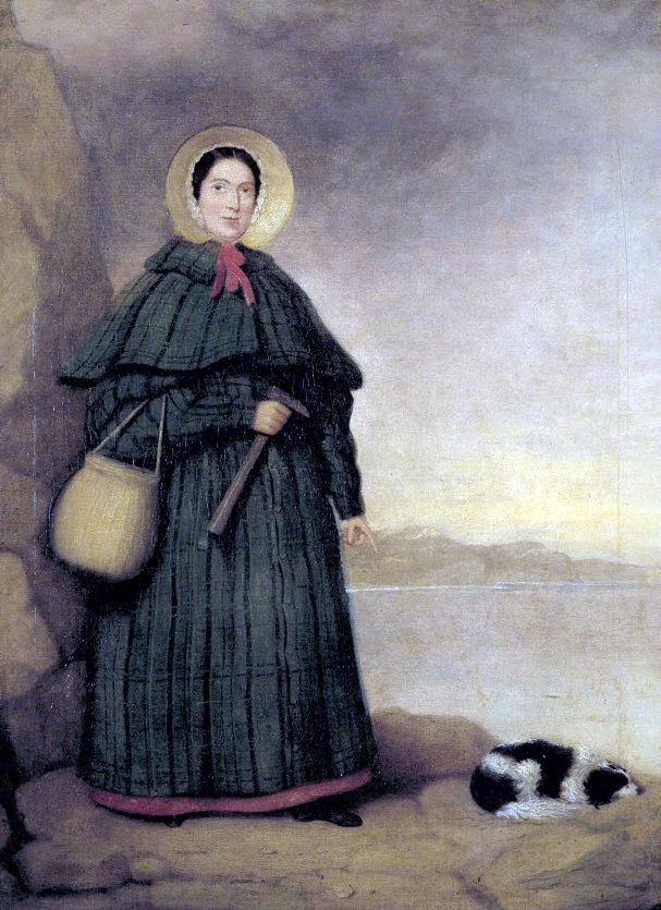 Mary Anning 607