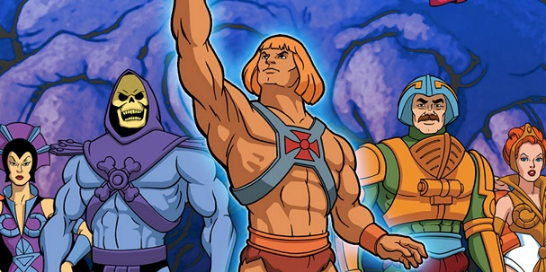 he-man 607