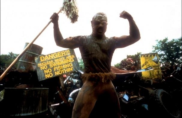 The Toxic Avenger 607