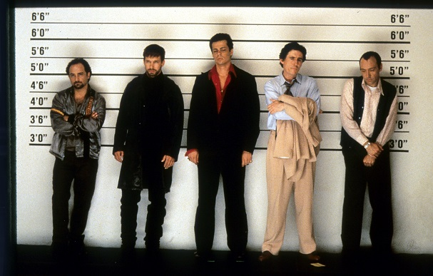 The Usual Suspects 607