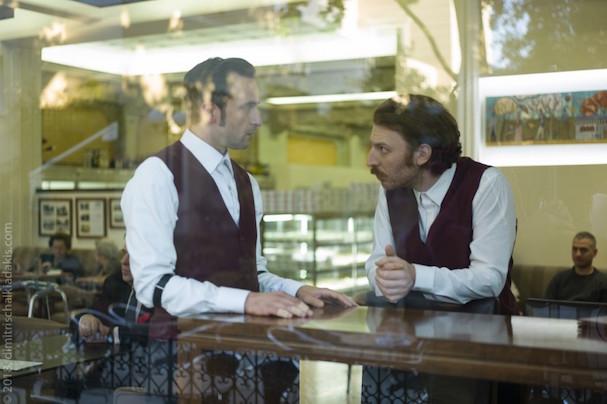 The Waiter 607 2