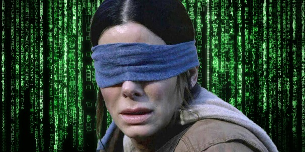 The Matrix - Sandra Bullock 607