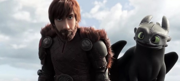 how to train your dragon 3 607